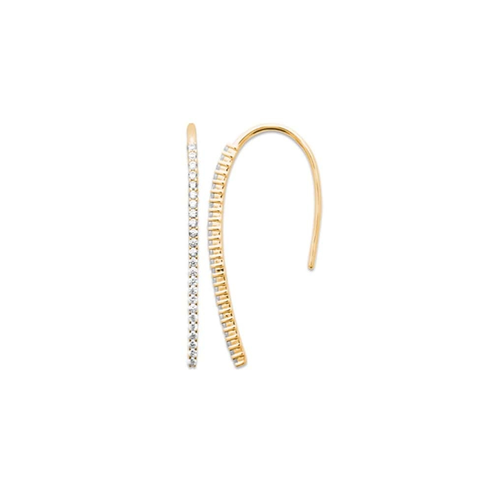 eurosilver - Boucles d'oreille Plaqué or OZ