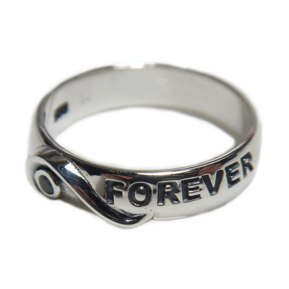 eurosilver - Bague FOREVER