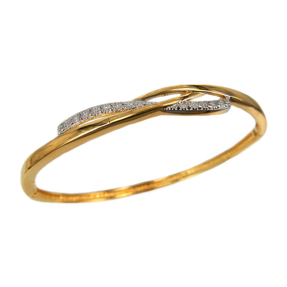 eurosilver - Bracelet Jonc OZ