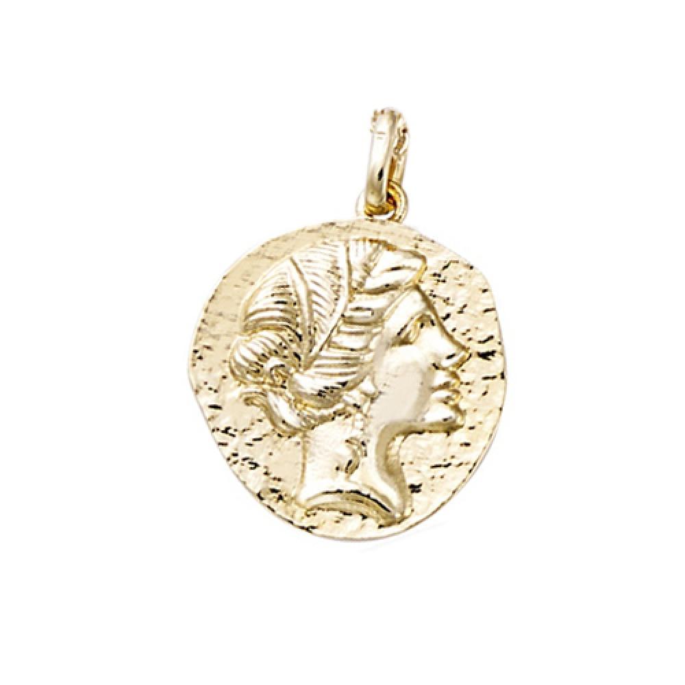 eurosilver - Médaille Déesse Grecque