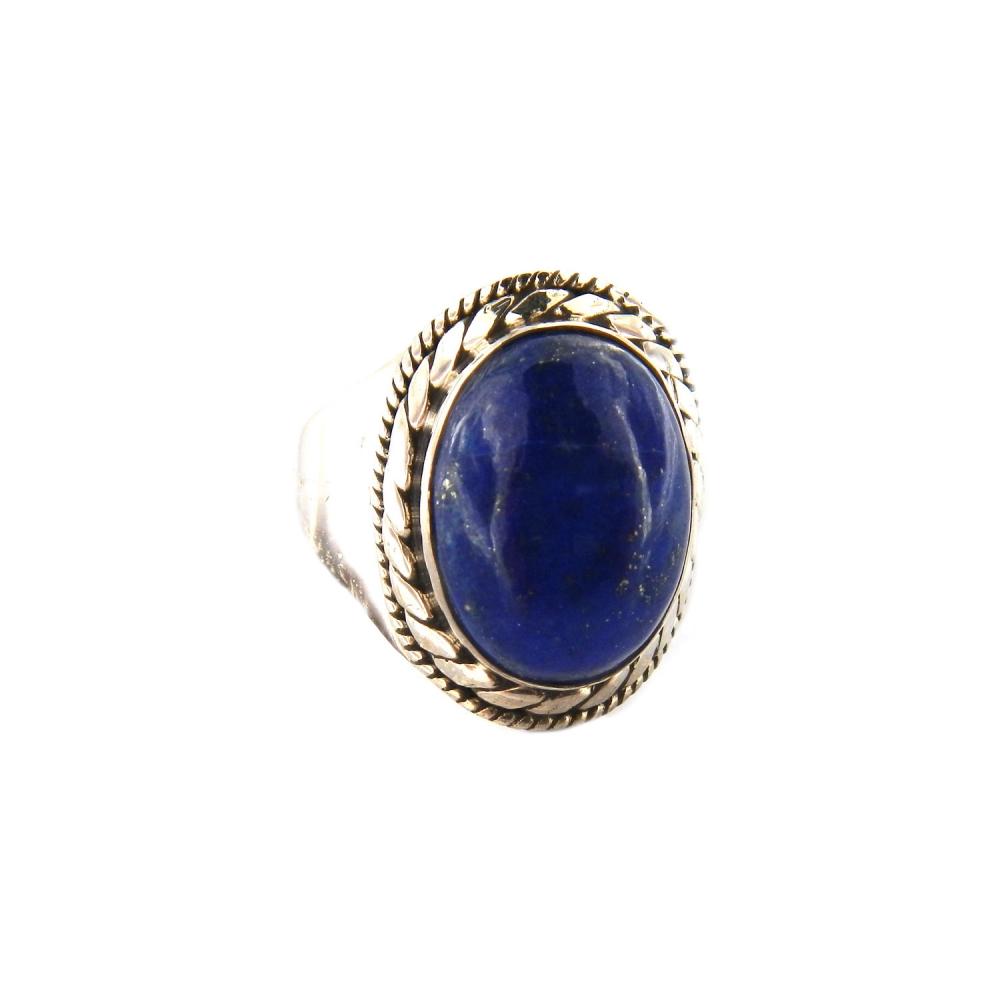 eurosilver - Bague Argent Lapis Lazuli