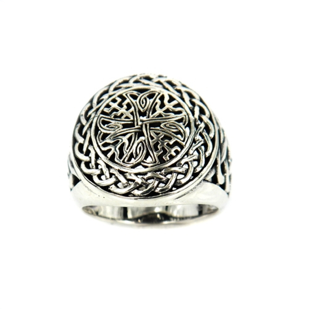 eurosilver - Bague Celtic
